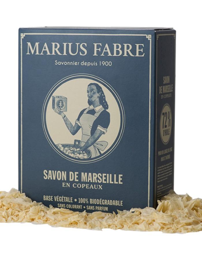 Marius fabre marseiller oliven lseife - Savon de marseille copeaux ...